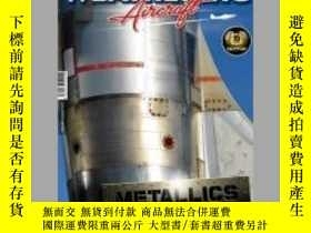 二手書博民逛書店The罕見Weathering Aircraft 5 METALLICS-耐候飛機5金屬Y414958