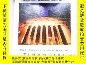 二手書博民逛書店The罕見Analysis and Use of Financial Statements財務報表使用分析Y2