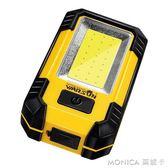 led露營燈野營帳篷燈可充電超亮戶外手提停電應急燈家用照明掛燈 莫妮卡小屋
