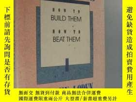 二手書博民逛書店MEGABRANDS:how罕見to build them, h