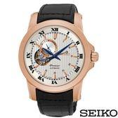 SEIKO 精工 4R39-00L0G (SSA278J1) 防水 玫瑰金 機械錶/41mm