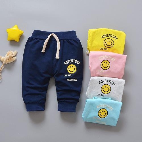 嬰幼兒短褲 寶寶短褲 七分褲 休閒褲 童裝 XZH369-2 好娃娃