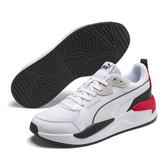 Puma X-RAY 白紅色 男女 運動鞋 老爹鞋 Game 厚底 休閒鞋 復古 運動鞋 37284901