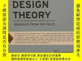 二手書博民逛書店平面設計理論罕見Graphic Design Theory :