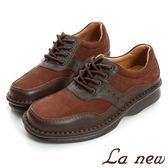 【La new outlet】三密度PU氣墊休閒鞋-男222016221