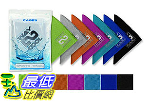 [美國直購] 冷卻毛巾 Best Selling Mesh Instant Cooling Towel on the Market Guaranteed B014AMQ0TI