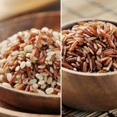 紅藜阿祖.紅藜輕鬆包 紅糙米x3+紅米x3(300g/包,共6包)﹍愛食網