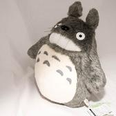 TOTORO 30cm大龍貓 完整呈現動畫毛絨絨質感 日本正版 宮崎駿
