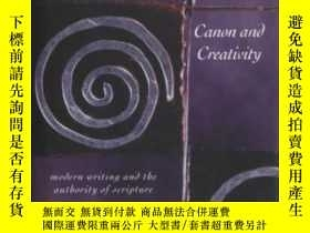 二手書博民逛書店Canon罕見And CreativityY364682 Robert Alter Yale Universi
