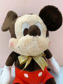 【震撼精品百貨】Micky Mouse_米奇/米妮 ~迪士尼絨毛娃娃/玩偶-打蝴蝶結米奇#29530