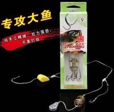 [協貿國際]  特種成品魚鉤串鉤