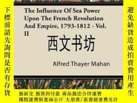 二手書博民逛書店【罕見】2011年The Influence Of Sea Po