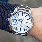DIESEL 亮眼帥氣個性腕錶 DZ4452 熱賣中!