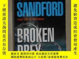 二手書博民逛書店英文原版罕見Broken Prey by John Sandfo