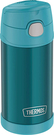[美國直購] Thermos 藍綠色 F4018TL6 兒童保溫水壺 12 Ounce Funtainer Bottle, Teal
