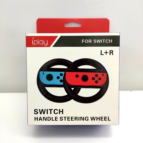 JYS Switch方向盤 NS遊戲 賽車方向盤Joy-Con手把 握把 馬車8手把 方向盤_G53
