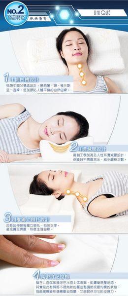 金健康MIT3D伸展減壓舒頸枕1入-電電購