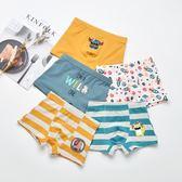 【新年鉅惠】男童內褲寶寶純棉0-1-3-4歲兒童平角褲嬰兒四角褲小童幼兒短褲