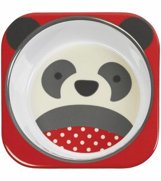 美國 skip hop 動物園系列兒童碗-熊貓