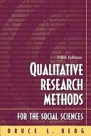 二手書博民逛書店 《Qualitative Research Methods for the Social Sciences》 R2Y ISBN:0205379052│Allyn & Bacon