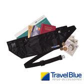 英國Travel Blue藍旅 MoneyBeltDL內藏腰包 黑色 TB111A 戶外|休閒|旅遊|露營|登山|出國
