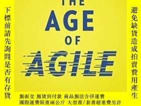 二手書博民逛書店The罕見Age Of AgileY364682 Stephen Denning Amacom; Specia