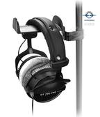 【音響世界】德國 K & M 16080專業麥克風架耳機掛架。精品。耳機放置夾Made in Germany