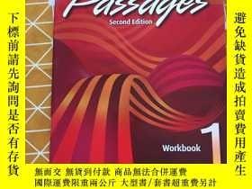 二手書博民逛書店Passages罕見Workbook 1Y236528 Jack