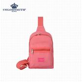 【COLORSMITH】CE.經典單肩後背包・CE1398-PN