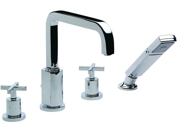 【麗室衛浴】 美標 American Standard 浴缸上4件式龍頭 3180