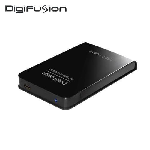 伽利略 USB3.1 to SATA/SSD 2.5吋 Type-C接頭 硬碟外接盒 HD-328U3STC