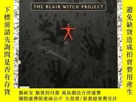 二手書博民逛書店the罕見Blair witch projectY266787