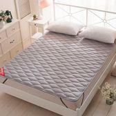 全棉床墊純棉加厚水洗雙人防滑1.5m床學生1.8m床0.9宿舍薄床褥子