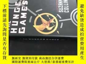 二手書博民逛書店THE罕見HUNGER GAMES【精裝】Y258675