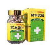 大熊健康 宮本武藏天然維生素 60顆/瓶
