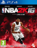PS4-二手片 NBA 2K16 中文版 PLAY-小無電玩