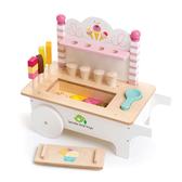 【美國Tender Leaf Toys】歡樂冰淇淋推車(廚房家家酒系列)