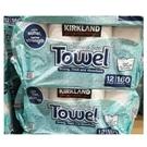 [COSCO代購限購1組] CA1507060 140張*12捲兩層隨意撕特級廚房紙巾