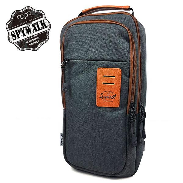 單車包 SPYWALK潮個性運動休閒單肩包 NO:S5221