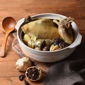 【黑橋牌】養生食補-45天自然發酵黑蒜頭製成黑蒜雞!