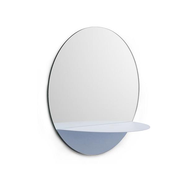 丹麥 Normann Copenhagen Horizon Mirror Round 水平線系列 壁面 掛鏡 / 鏡子 - 圓形款