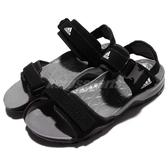 adidas 拖鞋 Cyprex Ultra Sandal II 黑 灰 涼拖鞋 涼鞋 舒適好穿 男鞋【PUMP306】 B44191