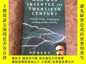 二手書博民逛書店THE罕見MAN WHO INVENTED THE TWENTI