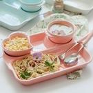 餐家用大人快餐盤分格餐盤分隔餐盤兒童餐具...