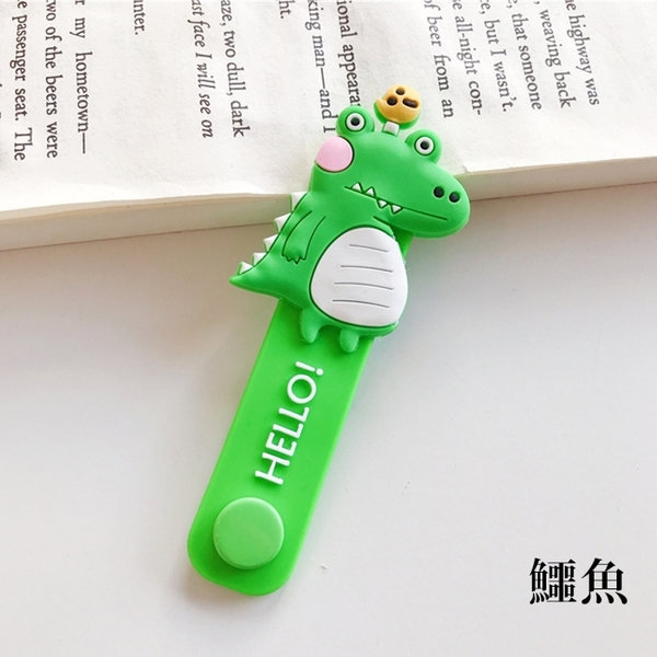 【妃航】創意/可愛/造型 花朵/西瓜/鳳梨/鱷魚/蛋黃/草莓 耳機/充電線/傳輸線 收納器/集線器