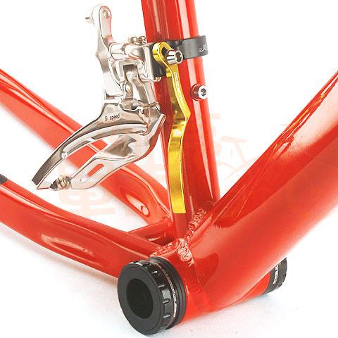 *阿亮單車*KREX 公路車鏈條防掉器,與耳掛式前變速器一起固定《C86-502》
