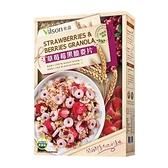 【米森】草莓莓果脆麥片(350g/盒) 一盒