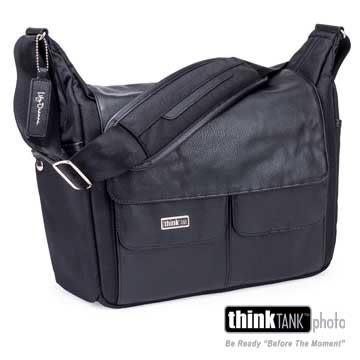 ThinkTank創意坦克-百合蒂安系列Lily Deanne Mezzo-LD369-時尚相機包(黑色M)