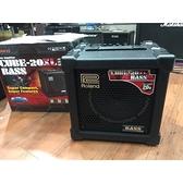 凱傑樂器 Roland Cube CB-20XL 貝斯音箱 Bass音箱 展示品出清