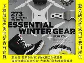 二手書博民逛書店Outside罕見buyer's guide US 2017年-2018冬季刊 英文版Y42402